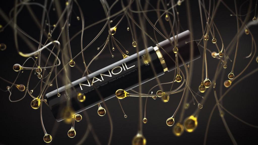 Nanoil - ιδανικού καλλυντικού