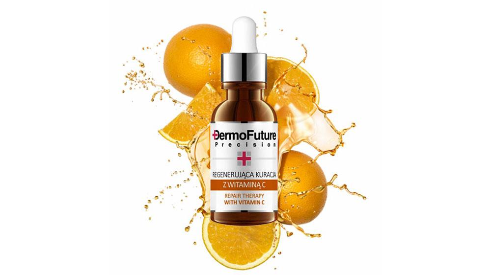 Dermofuture - Θεραπεία Επανόρθωσης με Βιταμίνη C