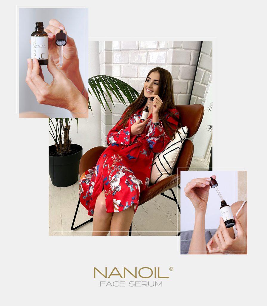 συνιστώμενος ορός προσώπου με ρετινόλη Nanoil